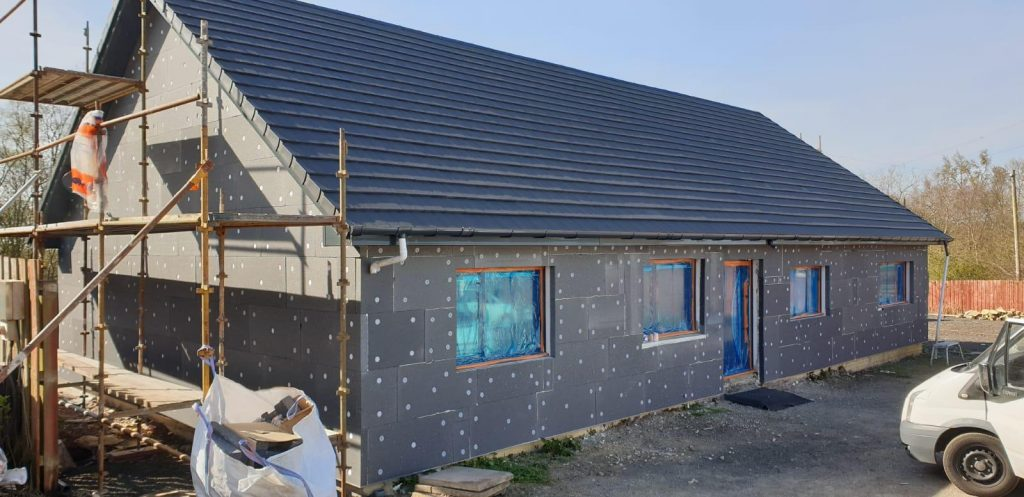 house wall insulation Glasgow